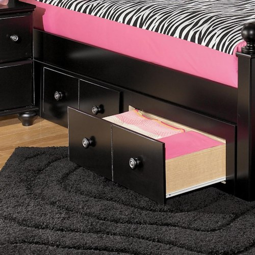 Signature Design by Ashley Jordan Underbed Storage Unit