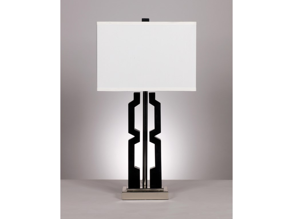Signature Design by Ashley Lamps - Metro ModernSet of 2 Mitzi Table Lamps