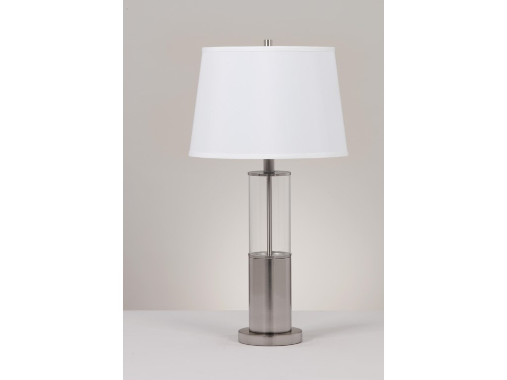 Signature Design by Ashley Lamps - Metro ModernSet of 2 Norma Table Lamps
