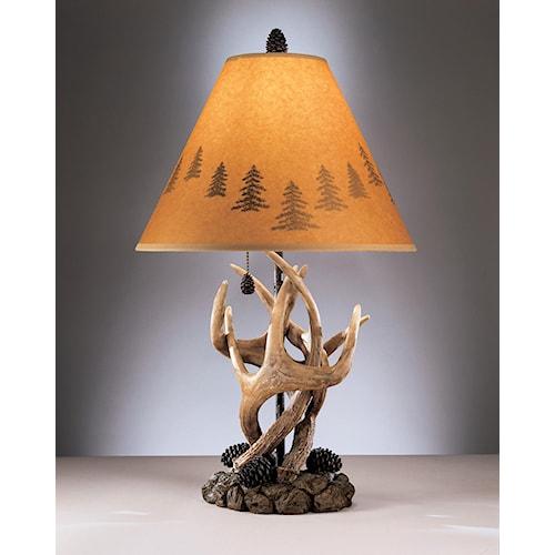 Signature Design by Ashley Lamps - Vintage Style Set of 2 Derek Table Lamps