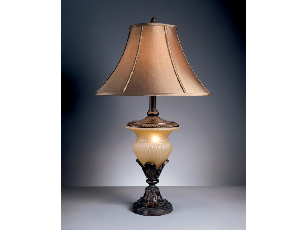 Signature Design by Ashley Lamps - Traditional ClassicsDanielle pair of lamps