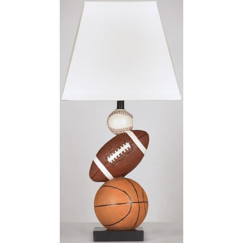 Signature Design by Ashley Lamps - Youth Nyx Table Lamp