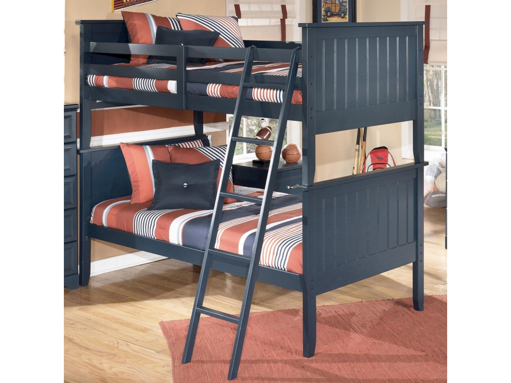 Signature Design by Ashley LeoTwin/Twin Bunk Bed