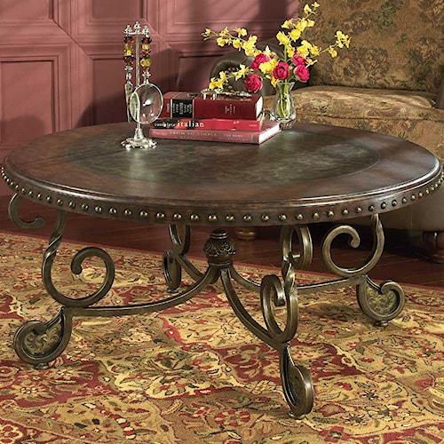 Ashley Furniture Signature Design Rafferty Coffee Table