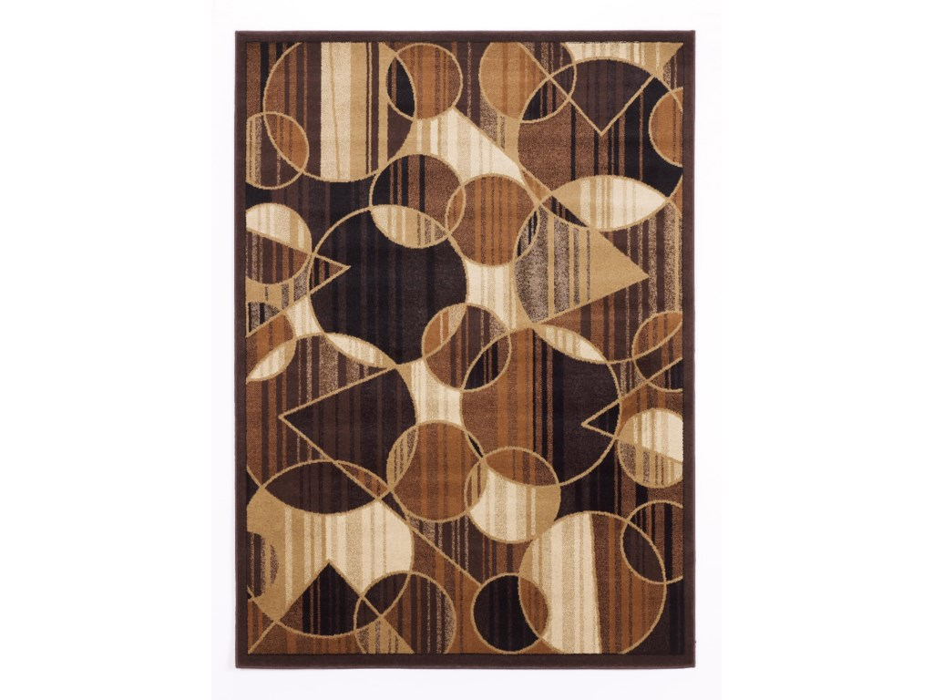 Signature Design by Ashley Contemporary Area RugsCalder - Multi Rug