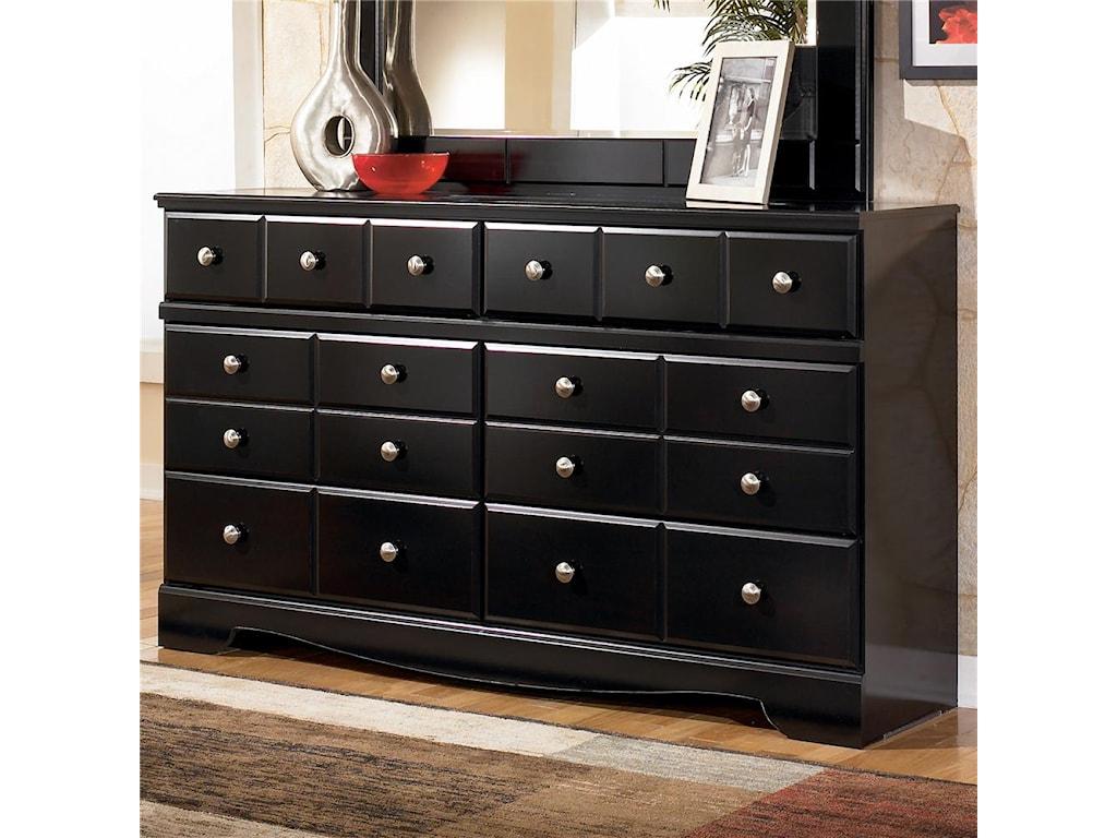 Del Sol AS Shay B2716 Drawer Dresser