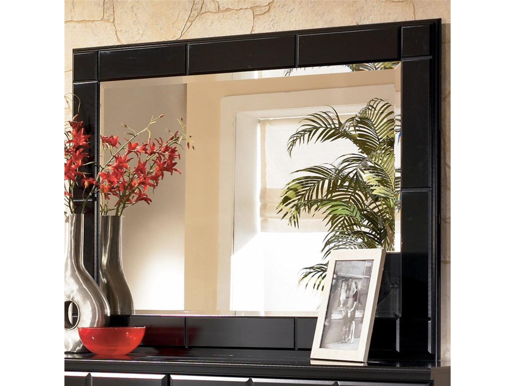 Signature Design by Ashley Shay B271Landscape Dresser Mirror