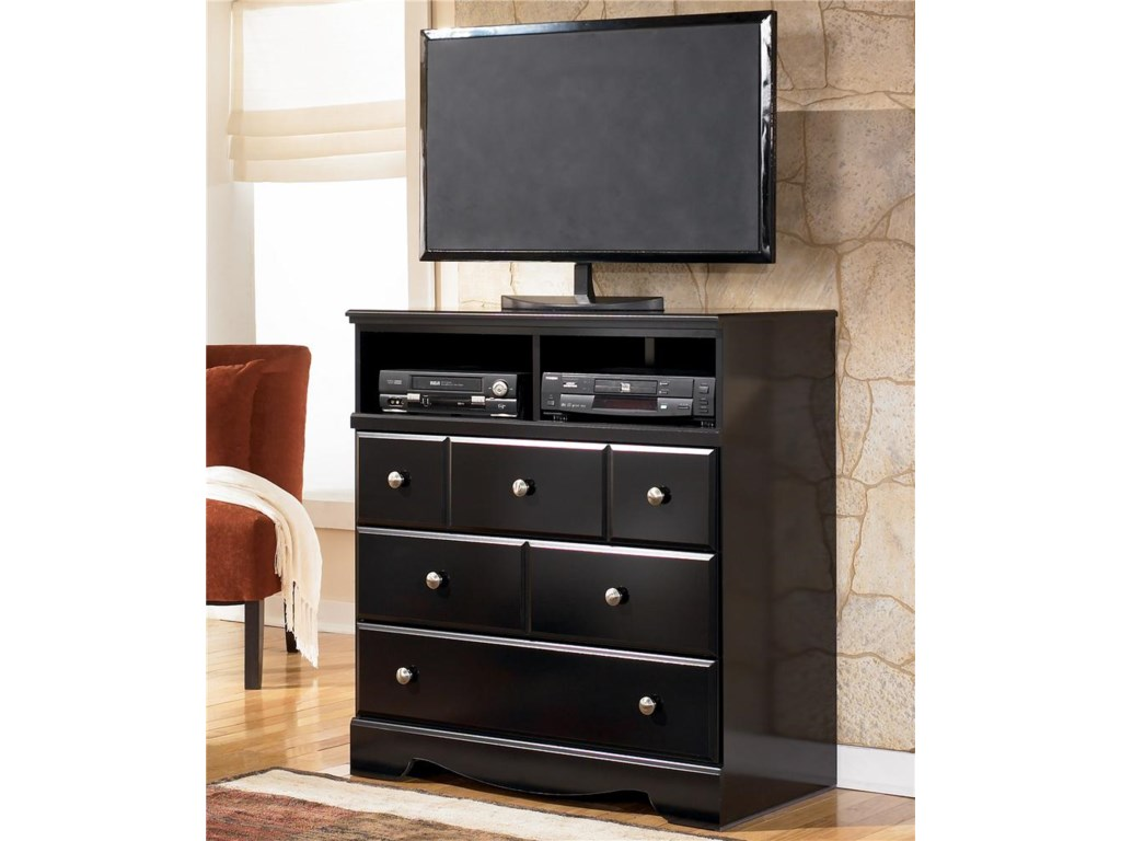 Ashley (Signature Design) Shay3 Drawer Media Chest