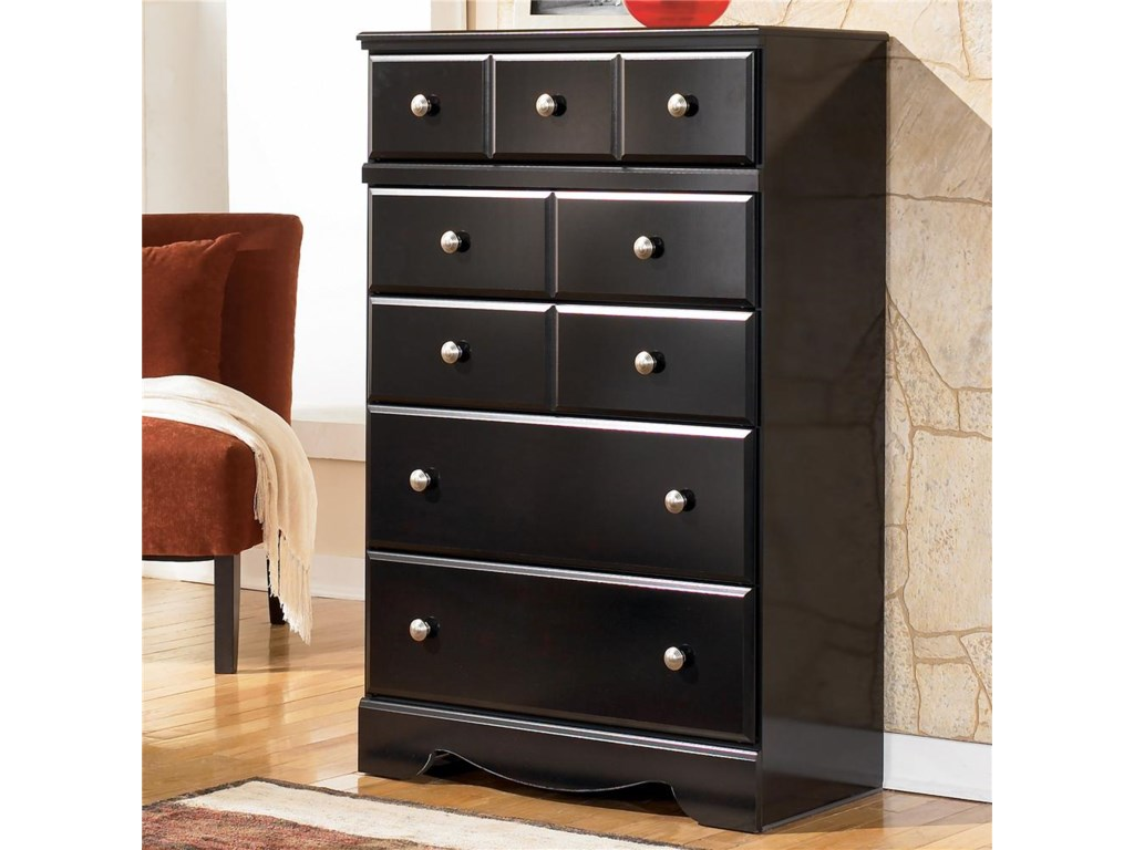 Signature Design by Ashley Shay B2715 Drawer Chest