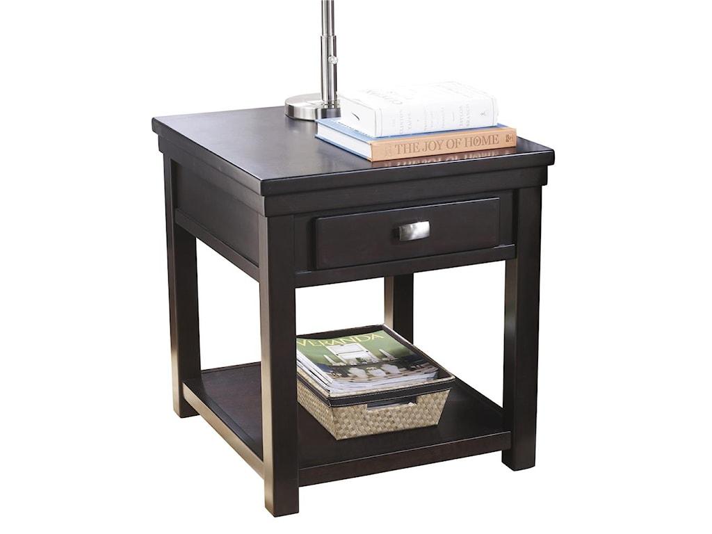 Trendz HatsukoRectangular End Table