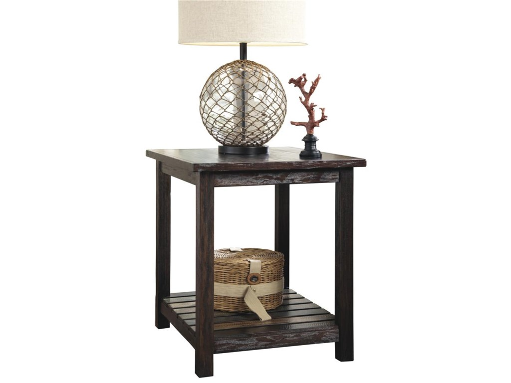 Trendz Pacific CanyonRectangular End Table