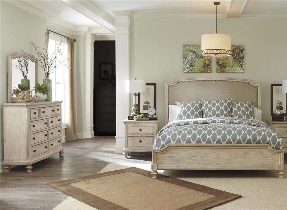 Signature Design By Ashley Clayton 4 Piece King Bedroom Set