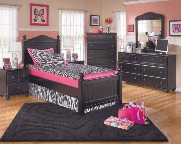 Bedroom Sets Ri signature designashley jordan 3-piece twin bedroom set