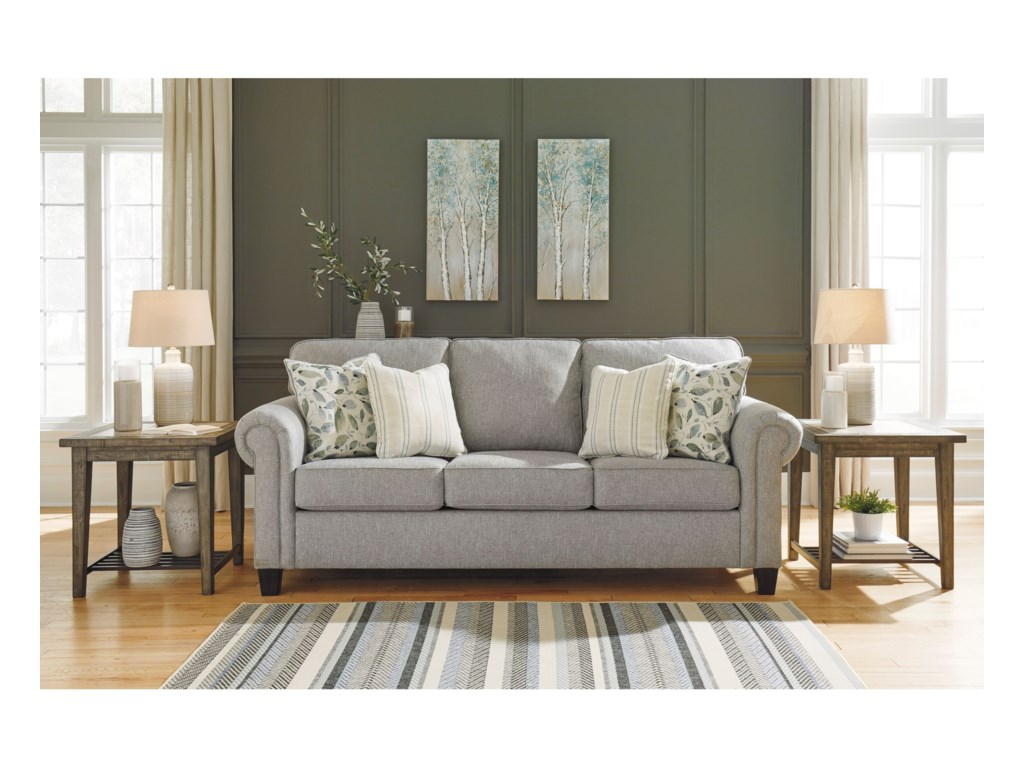 Signature Design by Ashley AlandariQueen Sofa Sleeper
