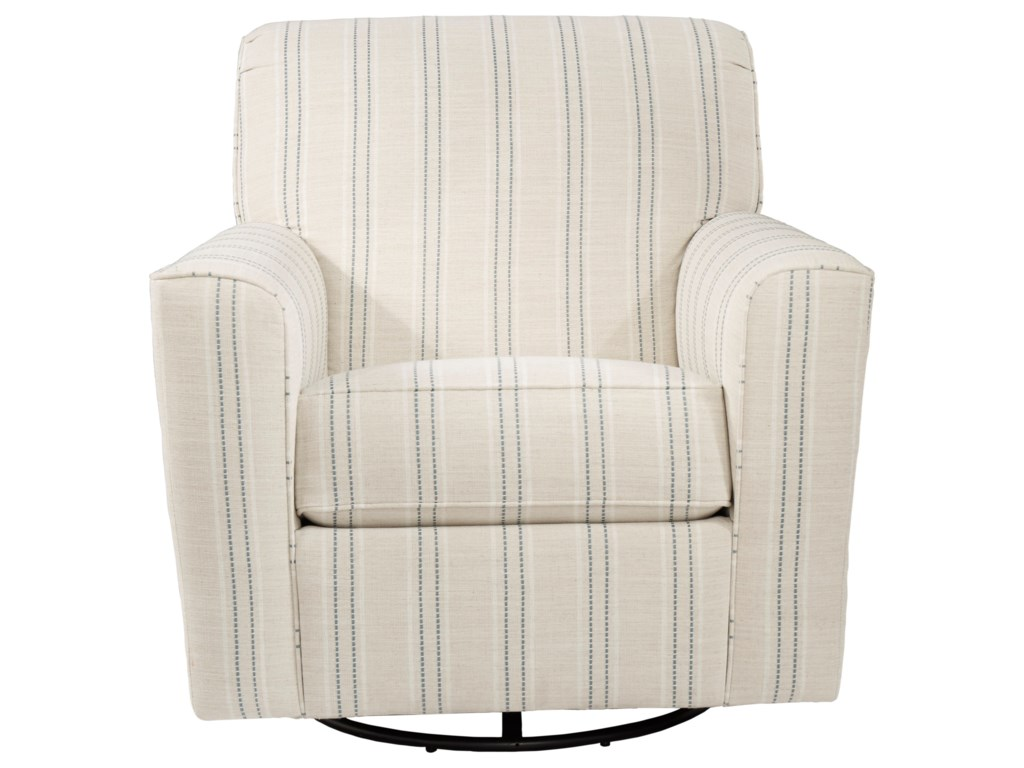 Signature Design by Ashley AlandariSwivel Glider Accent Chair