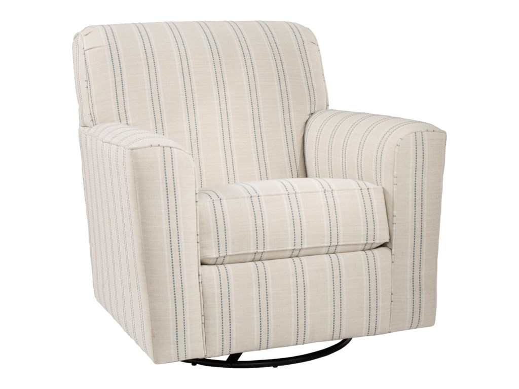 Ashley Signature Design AlandariSwivel Glider Accent Chair