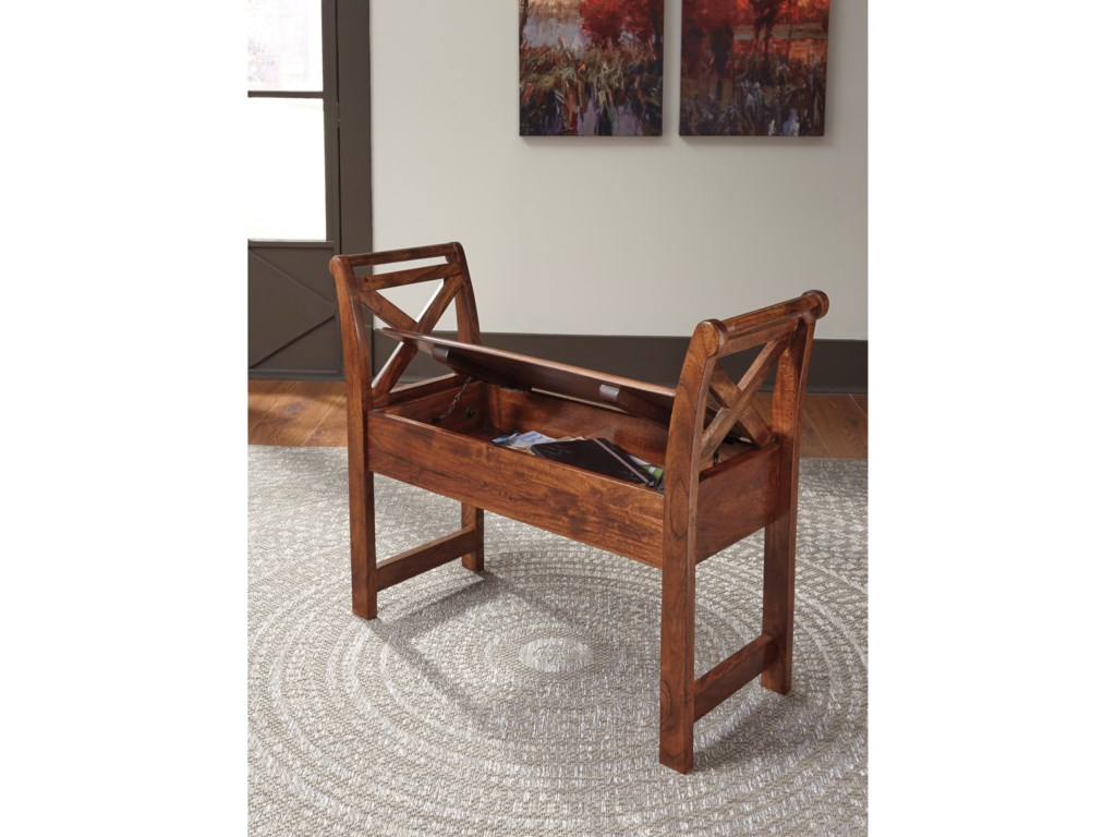 Ashley (Signature Design) AbbontoAccent Bench