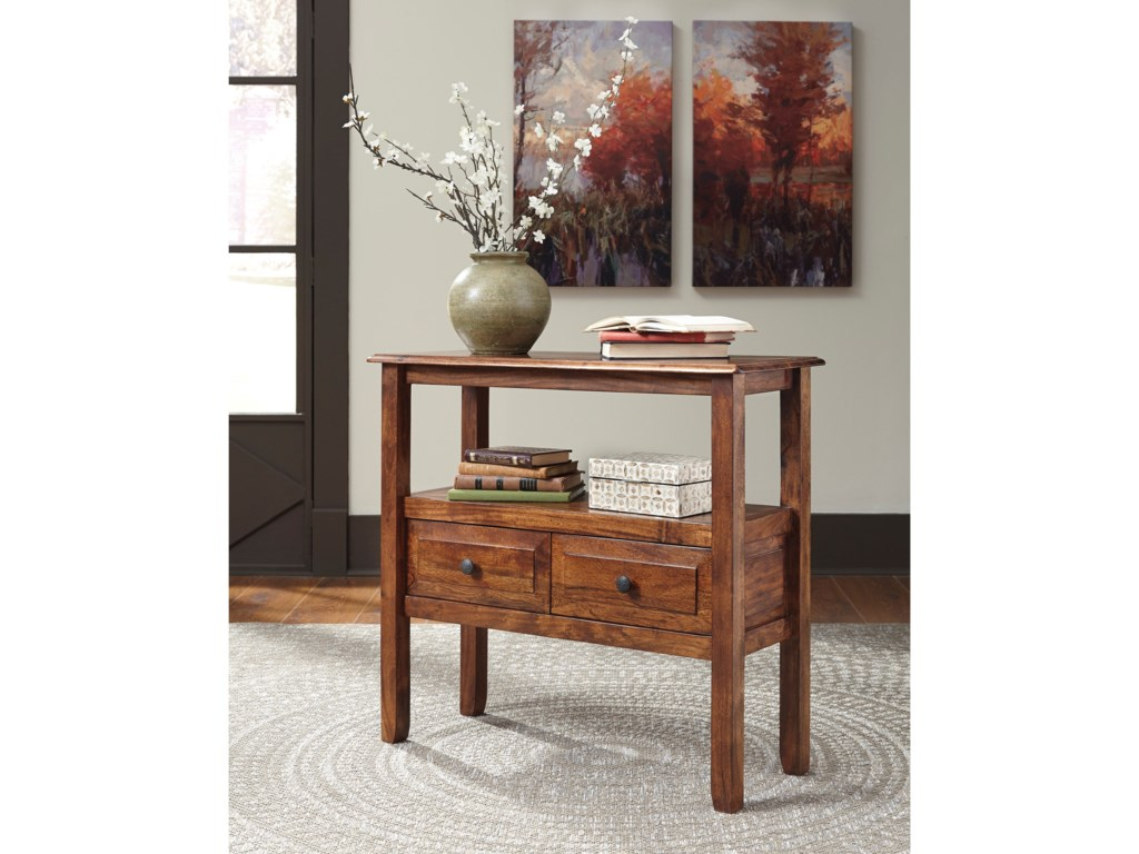 Ashley (Signature Design) AbbontoAccent Table