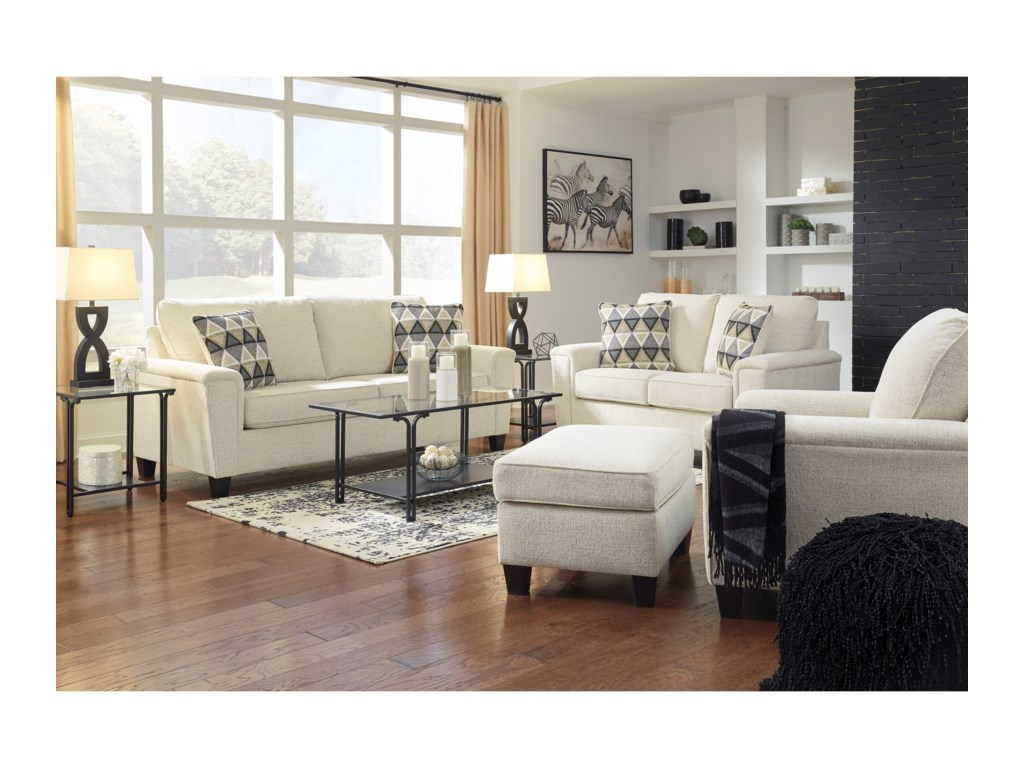 Collection Three (Showroom Closing Sale) AbingerLiving Room Group