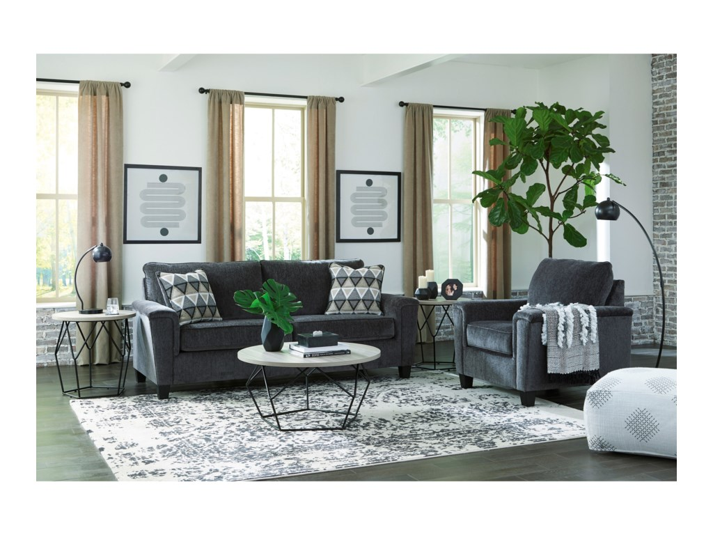 Signature Design by Ashley AbingerLiving Room Group