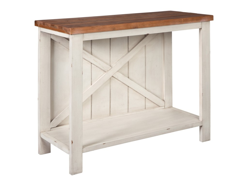 Ashley (Signature Design) AbramslandConsole Sofa Table