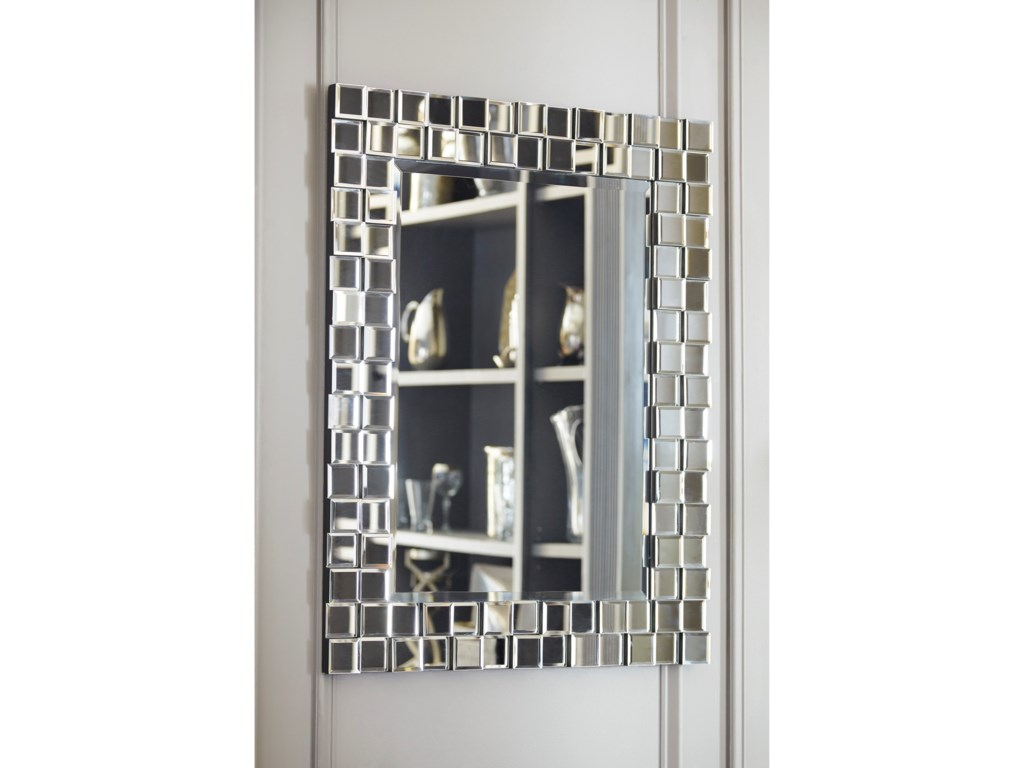 Signature Design by Ashley Accent MirrorsOdelina Accent Mirror