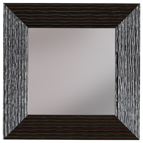 Signature Design by Ashley Accent Mirrors Odelyn Black Wall Mirror