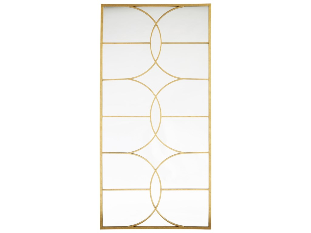 Ashley (Signature Design) Accent MirrorsEamon Antique Gold Accent Mirror
