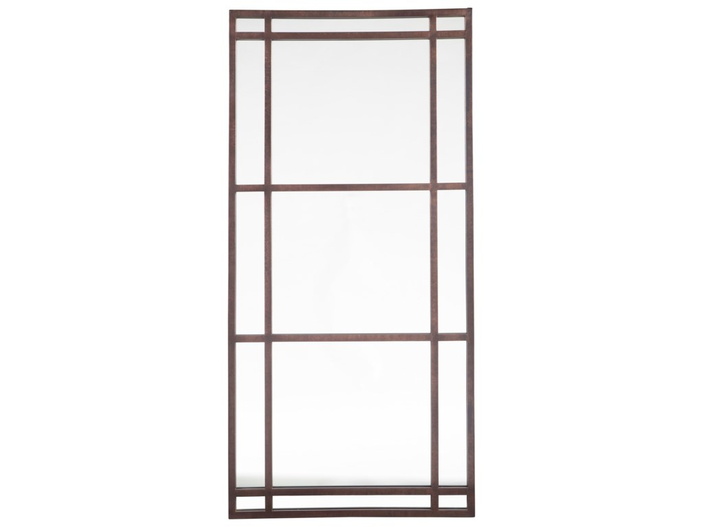 Signature Design by Ashley Accent MirrorsEddard Antique Brown Accent Mirror