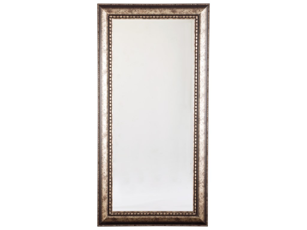 Ashley (Signature Design) Accent MirrorsDulal Antique Silver Finish Accent Mirror