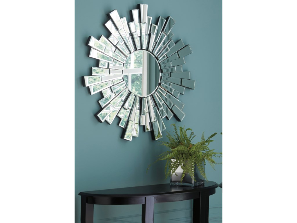 Signature Design by Ashley Accent MirrorsBraylon Accent Mirror