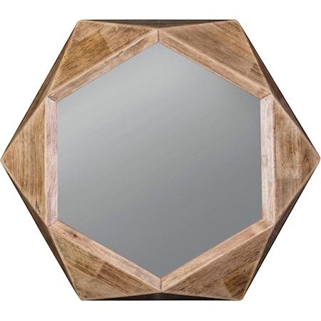 Corin Natural Accent Mirror