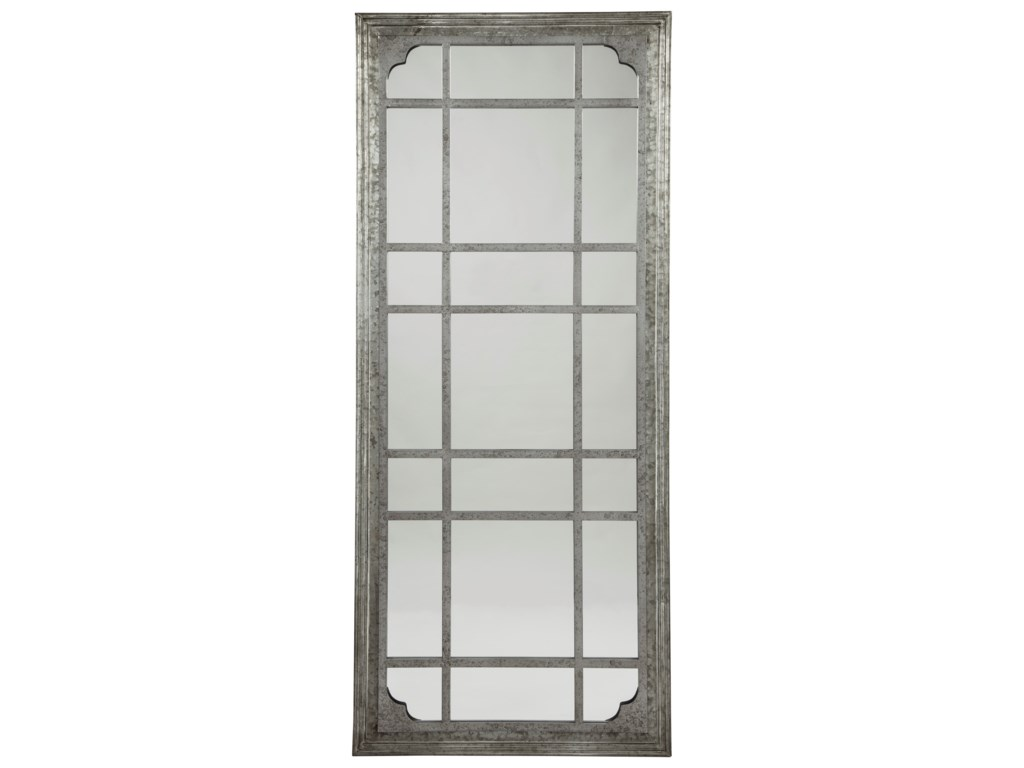Ashley (Signature Design) Accent MirrorsRemy Antique Gray Accent Mirror