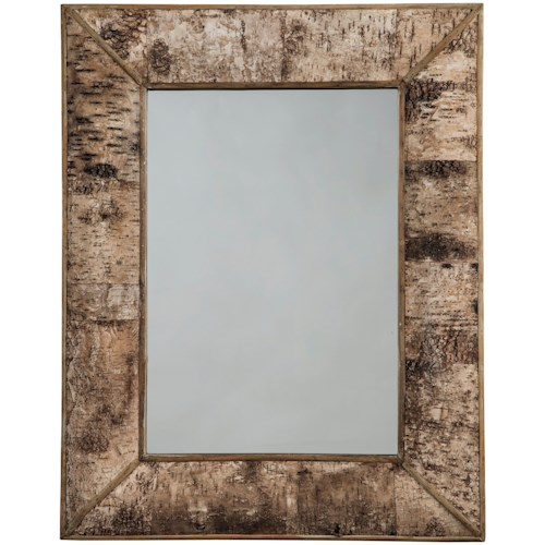 Signature Design by Ashley Accent Mirrors Josefa Brown Accent Mirror