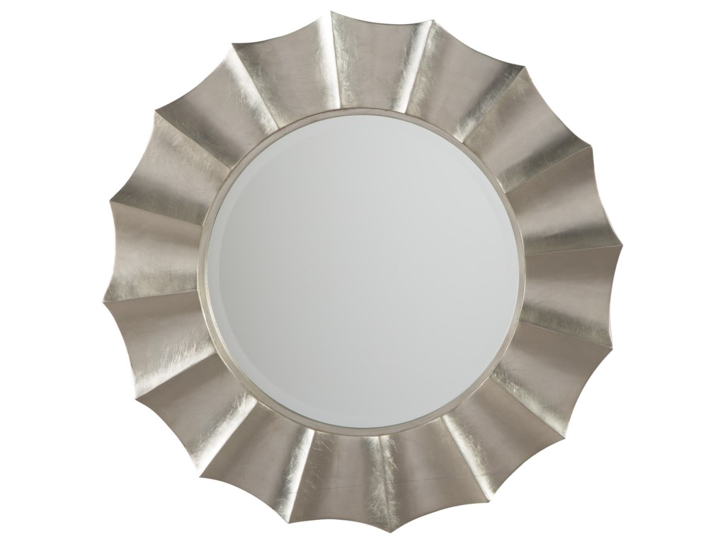 Signature Design by Ashley Accent MirrorsElsley Silver Finish Accent Mirror