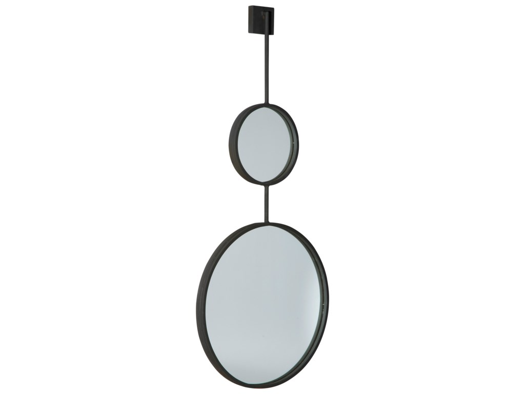 Signature Design Accent MirrorsBrewer Black Accent Mirror