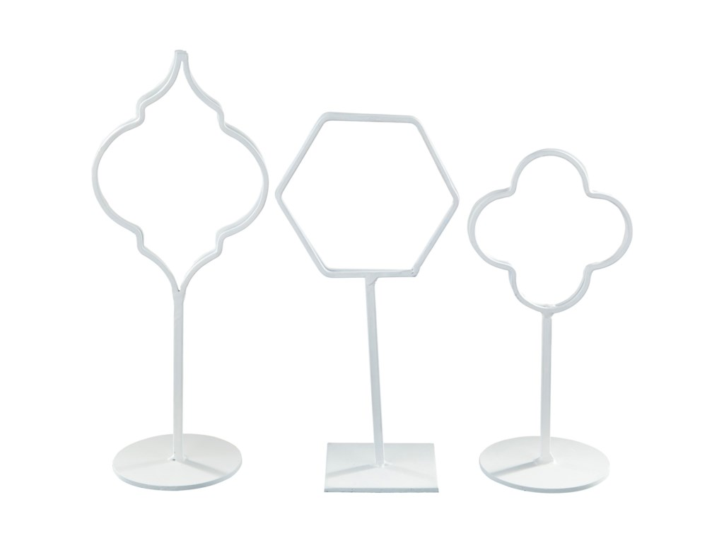 Signature Design by Ashley AccentsAcotas Photo Holder (Set of 3)