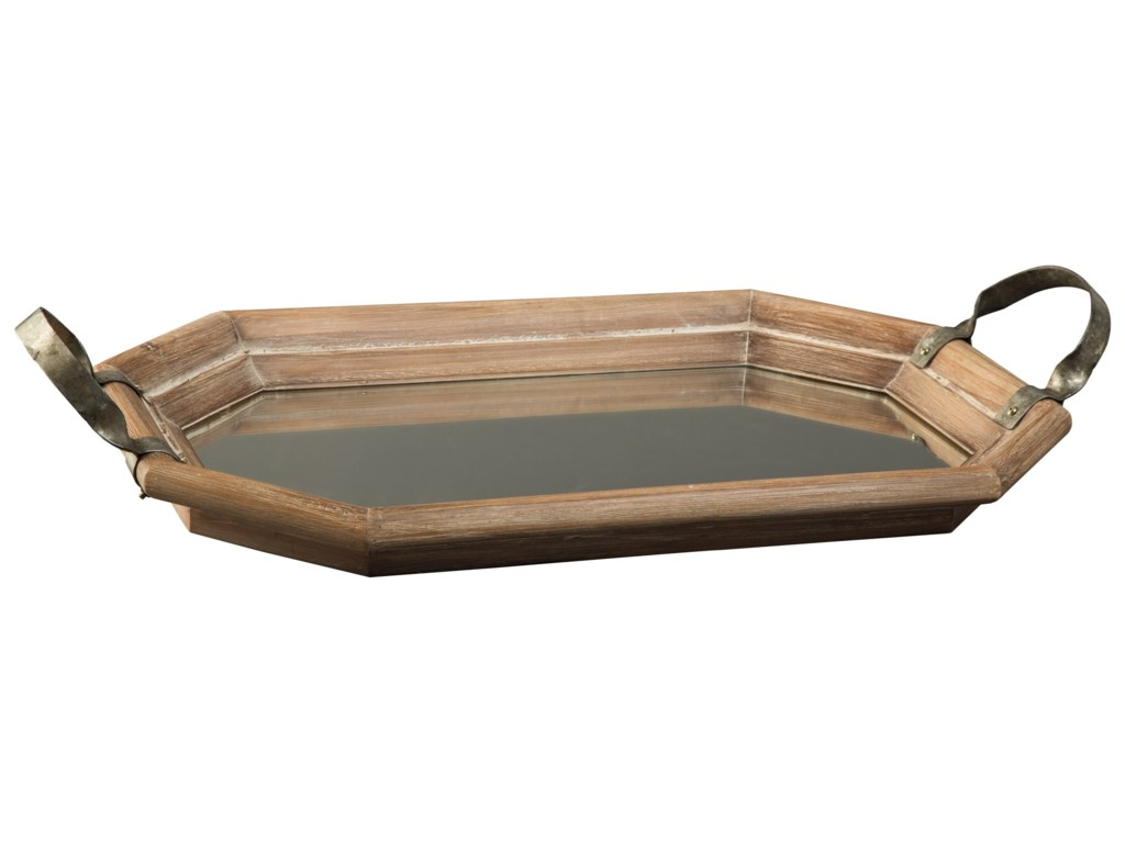 Ashley Signature Design AccentsErling Brown Tray