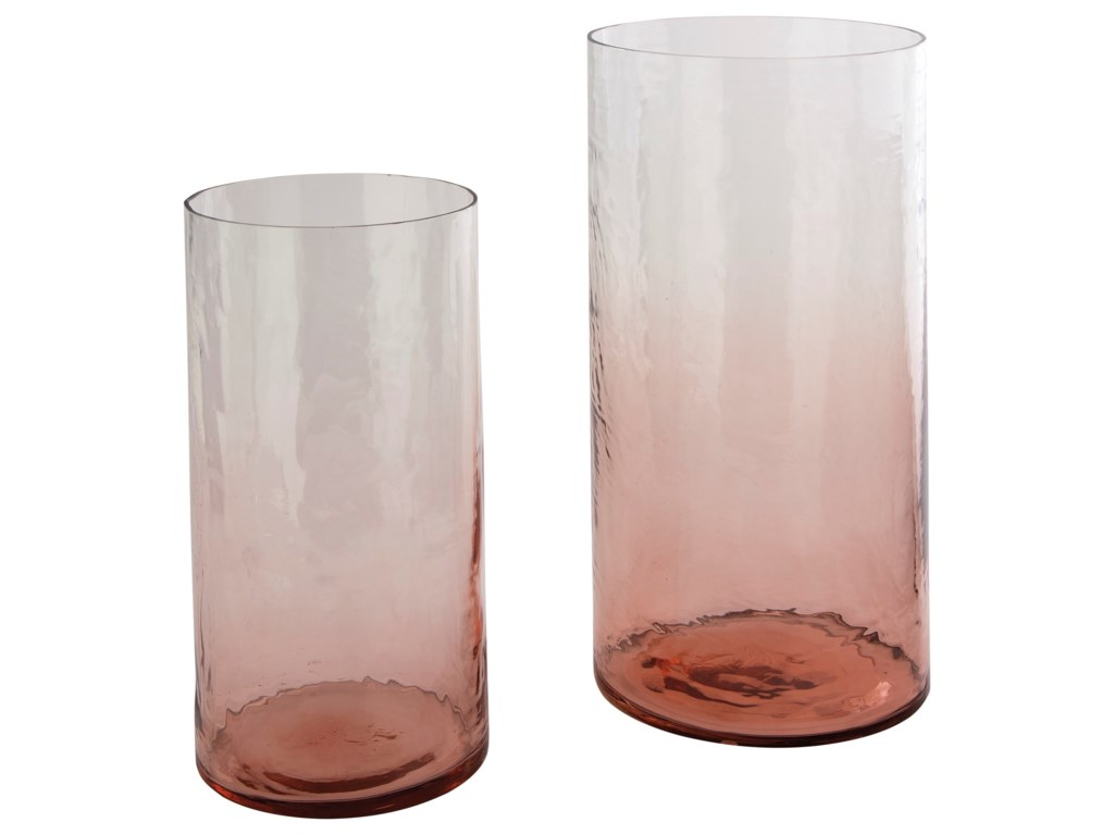 Signature Design by Ashley AccentsDevona Pink Vase Set