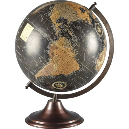 Oakden Multi Globe Sculpture
