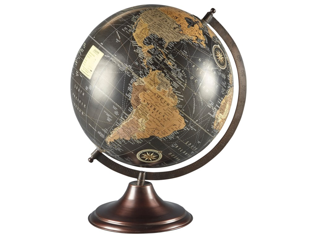 Ashley (Signature Design) AccentsOakden Multi Globe Sculpture