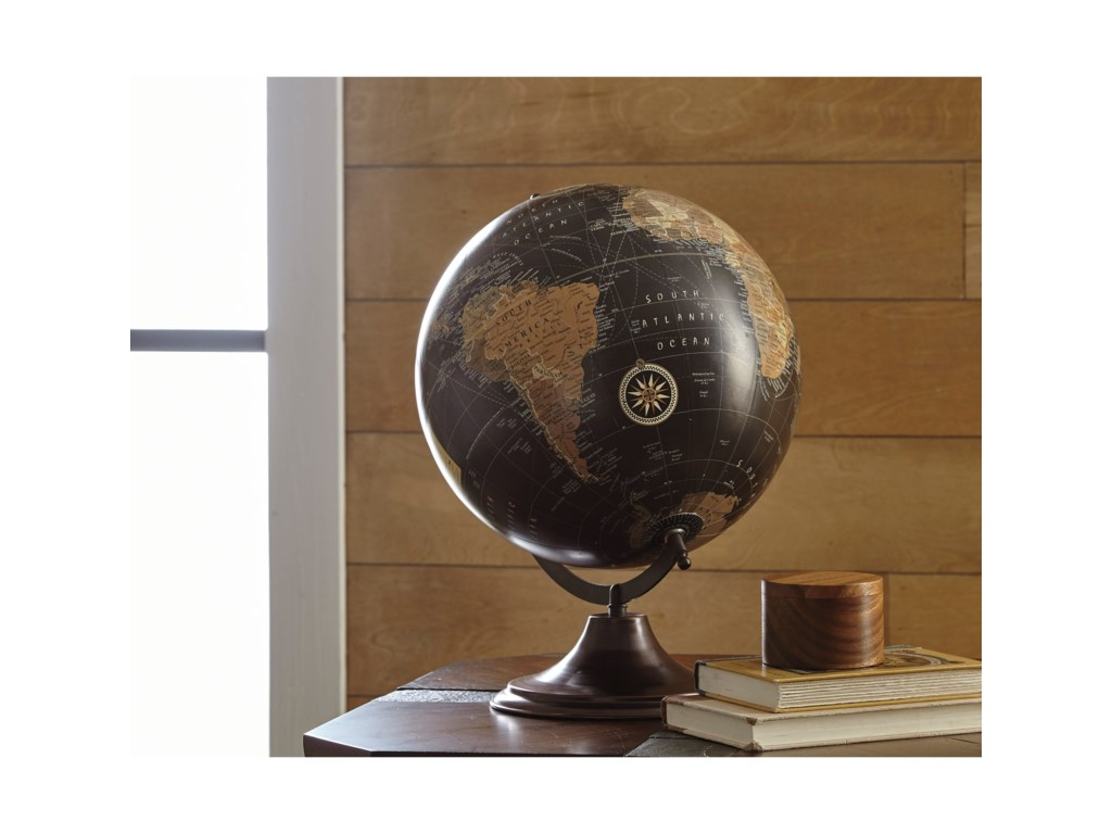 Signature Design by Ashley AccentsOakden Multi Globe Sculpture