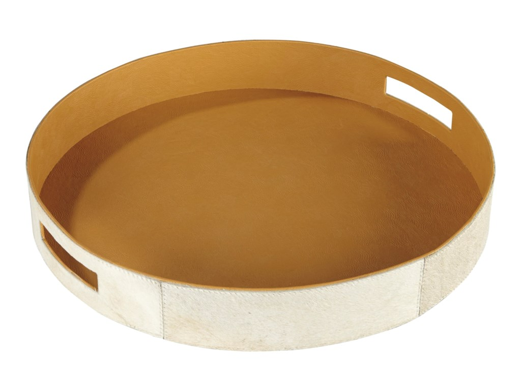 Signature Design by Ashley AccentsOdeda Beige Tray