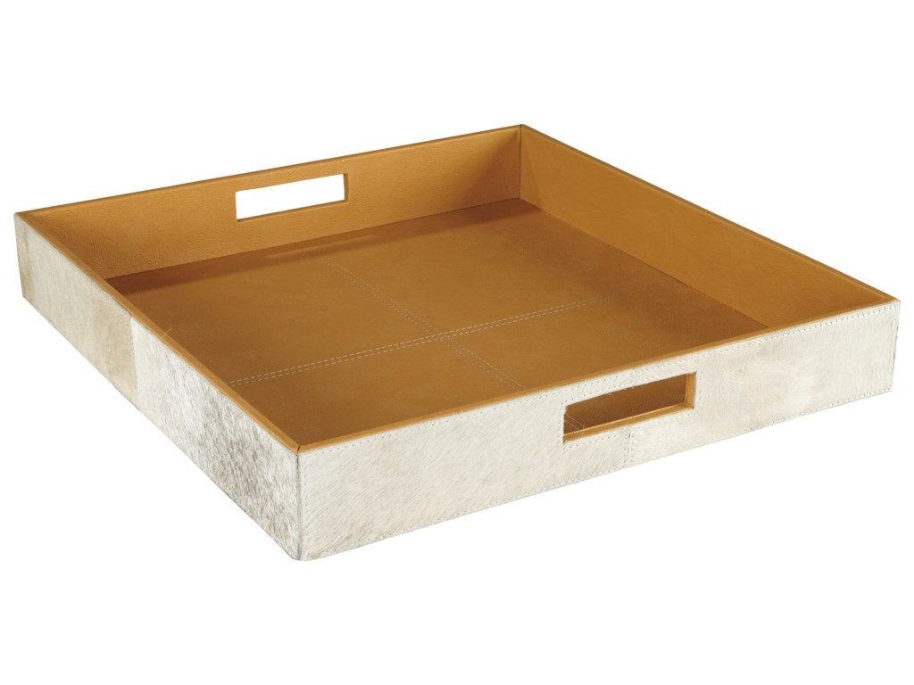 Ashley Signature Design AccentsOdeda Beige Tray
