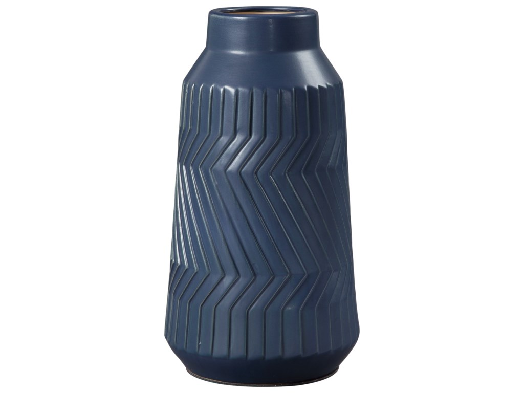 Signature Design by Ashley AccentsDoane Blue Vase