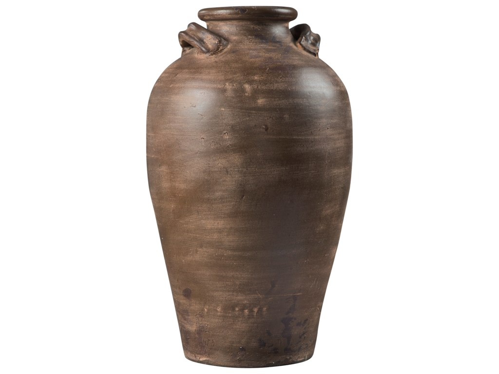 Ashley Signature Design AccentsDiandra Brown Vase