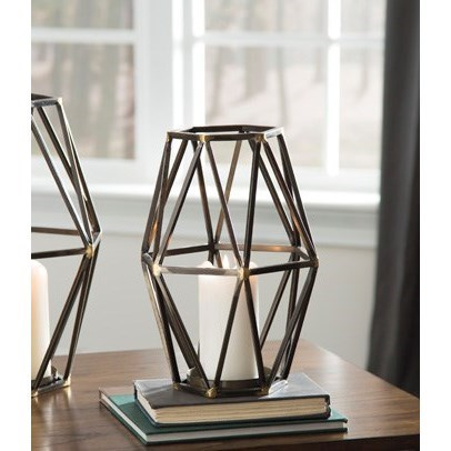 Signature Design by Ashley AccentsDevo Small Candle Holder