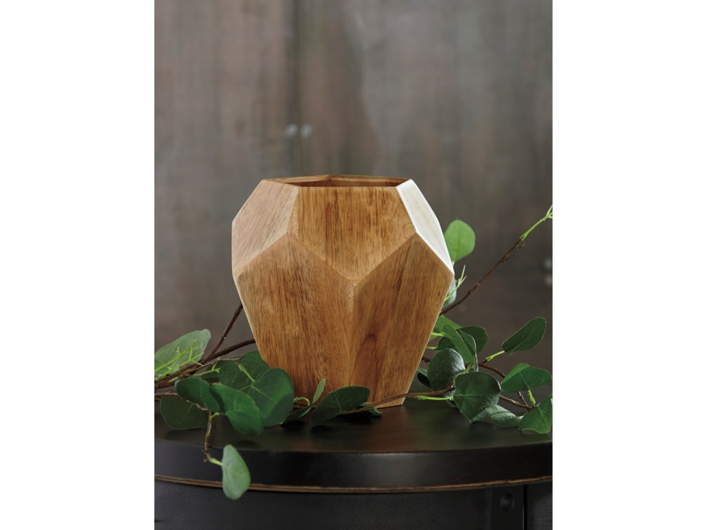 Signature Design by Ashley AccentsCorin Natural Vase