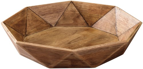 Signature Design by Ashley Accents Corin Natural Tray