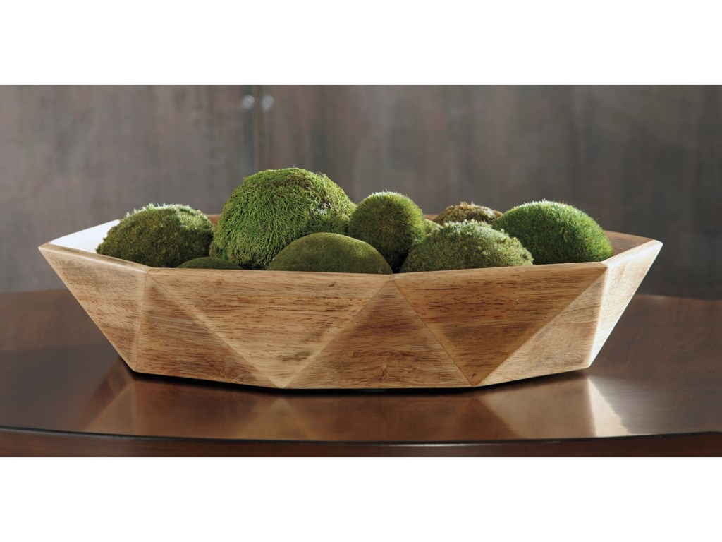 Signature Design by Ashley AccentsCorin Natural Tray